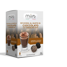 64 MUST Dolce Gusto Compatible HOT CHOCOLATE capsules (4 x 16)