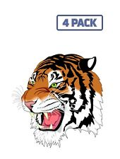 Sumatran Tiger Tiger Man-Eater Wildcat Wildcat Sticker Vinyl Decal 1-309