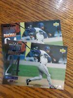 1994 Upper Deck Baseball The Future Is Now Card #53 Ken Griffey Jr Mariners