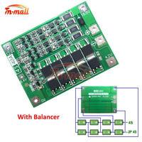 3S/4S 40A Enhanced Balanced Li-ion Lithium 18650 Battery PCB Protection Board