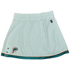 NFL Reebok Women Ladies The Hype Tennis Team White Skirt Miami Dolphins