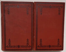 CHARLES DARWIN Variation of Animals and Plants Under Domestication 1894 2 Volume