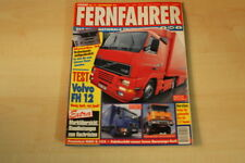 72105) Volvo FH 12 - Iveco Eurocargo 4x4 - MAN 8.153 - Fernfahrer 11/1994