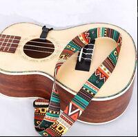 For UkulelHOT Adjustable Nylon Ukulele Strap Sling With Hook For Ukulele Guitar