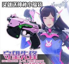 Overwatch D.va Cosplay Gun handgun props Battery Chargers Power Bank 8000mAh