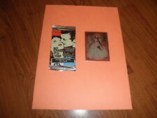 SCARLETT O'HARA CHASE CARD C-2 + GONE WITH THE WIND PACK OF 8 CARDS
