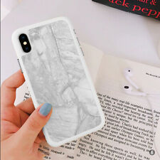 Marble Phone Case Cover For iPhone Samsung Huawei OnePlus ETC 108-6