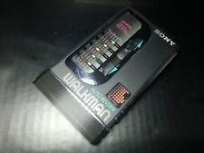 Rare Sony Wm-104 cassette player 5 band Eq
