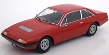 KK SCALE MODELS 1972 Ferrari 365 GT4 2+2 Red LE of 1000 1/18 Scale New In Stock!