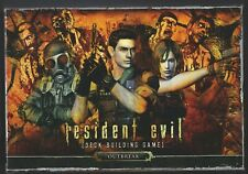 RESIDENT EVIL Deck Building game OUTBREAK FACTORY SEALED NEW