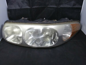 2003 Buick Lesabre DRIVERS LEFT SIDE HEADLIGHT. 25733407 OEM GM