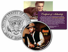 ELVIS PRESLEY - MOVIE * Charro * JFK Kennedy Half Dollar US Coin * LICENSED *