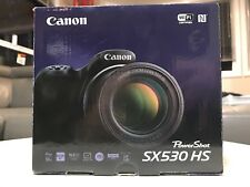 Brand new sealed Cannon Powershot Sx530 Hs