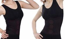 Alpha Women Detox Slimming Tank Black, Fits Size 2-8