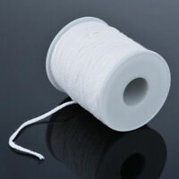 61Meter/Roll Organic Cotton Core for Candle Wick Candle Making DIY Kerzendochte