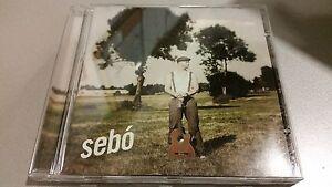 SEBO - Sebo  (gleichnamige 7-Track CD)  RARITÄT!