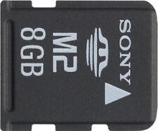 Sony Neu M2 Micro 8 GB Speicherkarte MicroM2 Memory Stick Micro M2