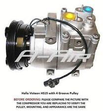 A//C Compressor Fits Kia Rio 2003-2005 1.6L  L4 HS15 67123