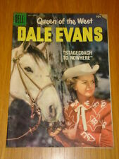 DALE EVANS QUEEN OF THE WEST #20 VG (4.0) 1958 DELL WESTERN COMIC