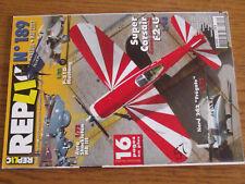 18$$ Revue REPLIC n°189 Super Corsair F2-G / Nord 262 Fregate / Avro Shackleton