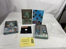 Gemstone Warrior Box Strategic Simulations Apple II 5.25 Commodore 64 Video Game