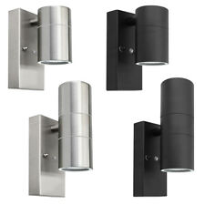 Wall Mount Outdoor Light Fixtures With Dusk To Dawn For