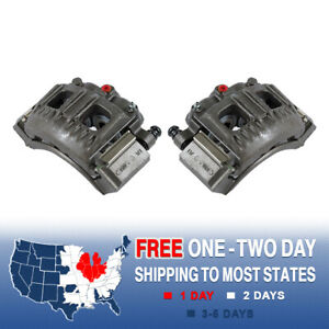 Front Brake Calipers Pair For FORD EXPEDITION F-150 F-250 NAVIGATOR 4WD 2WD