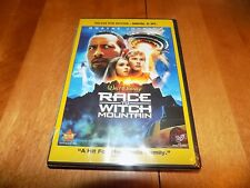 RACE TO WITCH MOUNTAIN DELUXE EDITION DWAYNE JOHNSON 2Disc DVD + DIGITAL SET NEW