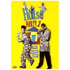 House Party 2 (DVD, 2000, Full Screen, Widescreen) NEW
