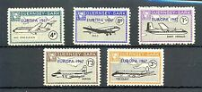 LOCAL SARK 5 STAMPS EUROPA 1967   **   MNH VF