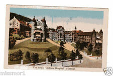 Vintage 1926 Postcard The Royal Victoria Hospital Montreal Canada