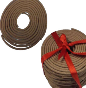 Box Of 60mm Natural Incense (180min) Spiral Coils Incense 8 Chooses Available