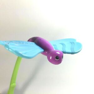 Evenflo Exersaucer Life in the Amazon Replacement Dragonfly Bee Toy