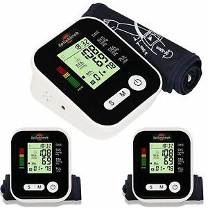 Blood Pressure Monitor Digital Upper Arm Blood Pressure Machine Automatic BP