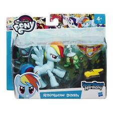 MY LITTLE PONY GUARDIANS OF HARMONY RAINBOW DASH FIGURE PLAY SET TOY