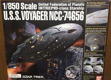 1/850 U.S.s. ENTERPRISE VOYAGER NCC-74656 Star Trek very good