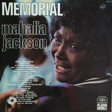 Mahalia Jackson - Memorial - Double (2) Vinyles LP 33T