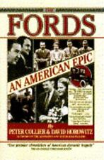 THE FORDS : AN AMERICAN EPIC by David Horowitz and Peter Collier (1988)-COLLECT!