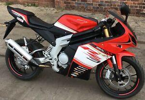 Rieju RS3 125cc Yamaha Engine Sports Bike NOT Registered