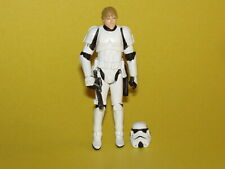 Star Wars TLC Luke Skywalker Stormtrooper Disguise Loose