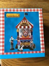 LEMAX -BEAN BAG TOSS -Carnival Booth -Train -Holiday Village