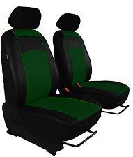 Für VW T5 CARAVELLE paßgenaue Sitzbezüge, Schonbezüge im LEDER-LOOK