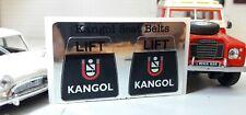 KANGOL levier type Ceinture de sécurité Ceinture de sécurité FERMOIR BOUCLE