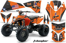 AMR Racing KTM 450/525 XC ATV Graphics Decal Kit Quad Stickers 08-13 TBOMBER ORG