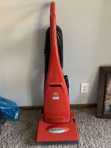 Riccar Vibrance R20E Upright RED Vacuum