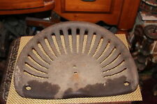 Antique Tractor Seat-Country Western Barn Decor-#2-Americana Primitives