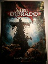 Hell Dorado Cipher Studios Renaissance rules book Skirmish Miniature Game