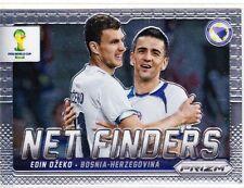 2014 FIFA World Cup Net Finders Soccer #4 Edin Dzeko