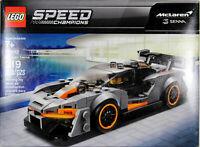 LEGO Speed Champions ~ MCLAREN SENNA ~ (Set #75892) ~ New