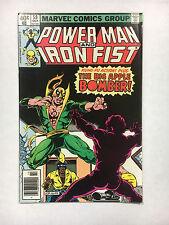 Power Man and Iron Fist #59 VF- Marvel comic 1979